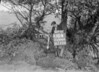 SJ848448B, Ordnance Survey Revision Point photograph in Greater Manchester