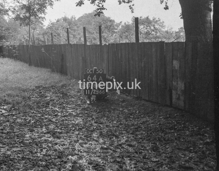SJ868764A, Ordnance Survey Revision Point photograph in Greater Manchester