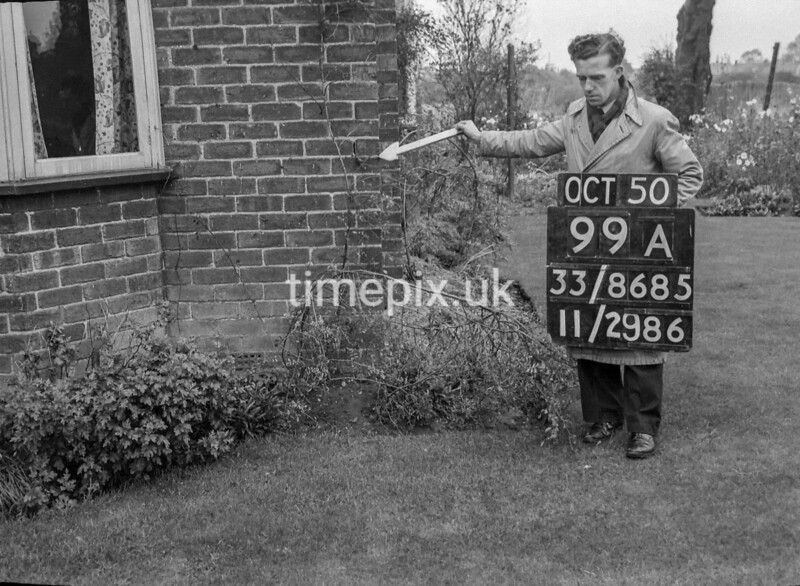 SJ868599A, Ordnance Survey Revision Point photograph in Greater Manchester
