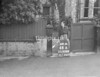 SJ858844A, Ordnance Survey Revision Point photograph in Greater Manchester