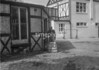 SJ868707B, Ordnance Survey Revision Point photograph in Greater Manchester