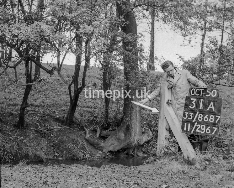 SJ868731A, Ordnance Survey Revision Point photograph in Greater Manchester