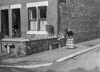 SJ858845B, Ordnance Survey Revision Point photograph in Greater Manchester