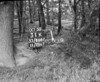 SJ868731K, Ordnance Survey Revision Point photograph in Greater Manchester