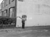 SJ868477B, Ordnance Survey Revision Point photograph in Greater Manchester