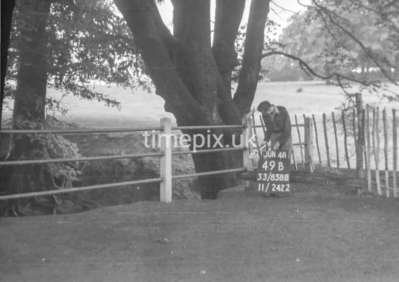 SJ858849B, Ordnance Survey Revision Point photograph in Greater Manchester