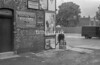 SJ868837A, Ordnance Survey Revision Point photograph in Greater Manchester
