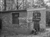 SJ858838A, Ordnance Survey Revision Point photograph in Greater Manchester