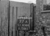 SJ858877A, Ordnance Survey Revision Point photograph in Greater Manchester