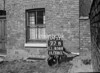 SJ858877B, Ordnance Survey Revision Point photograph in Greater Manchester