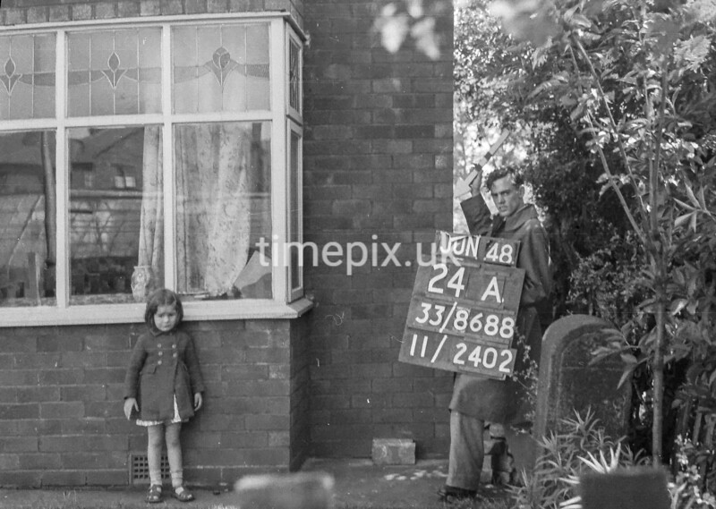 SJ868824A, Ordnance Survey Revision Point photograph in Greater Manchester
