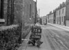 SJ858875B, Ordnance Survey Revision Point photograph in Greater Manchester