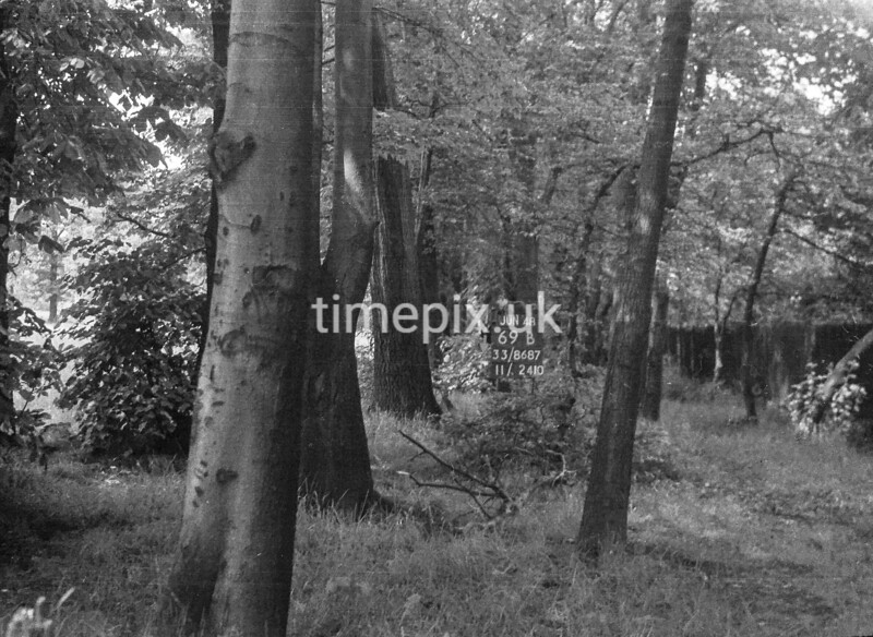 SJ868769B, Ordnance Survey Revision Point photograph in Greater Manchester