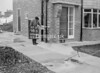 SJ868498B, Ordnance Survey Revision Point photograph in Greater Manchester