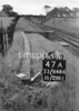 SJ848647A, Ordnance Survey Revision Point photograph in Greater Manchester