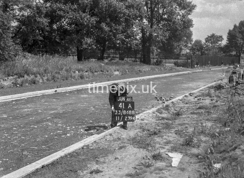 SJ868841A1, Ordnance Survey Revision Point photograph in Greater Manchester
