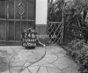 SJ868724B, Ordnance Survey Revision Point photograph in Greater Manchester
