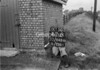SJ848647C, Ordnance Survey Revision Point photograph in Greater Manchester