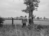 SJ868464A, Ordnance Survey Revision Point photograph in Greater Manchester