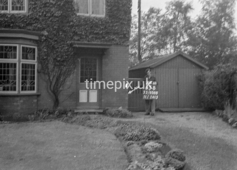 SJ858863B1, Ordnance Survey Revision Point photograph in Greater Manchester