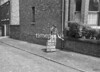 SJ858845C, Ordnance Survey Revision Point photograph in Greater Manchester