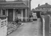 SJ858758B, Ordnance Survey Revision Point photograph in Greater Manchester