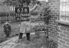 SJ868663B, Ordnance Survey Revision Point photograph in Greater Manchester