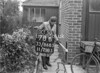SJ868578B, Ordnance Survey Revision Point photograph in Greater Manchester