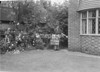 SJ858833A, Ordnance Survey Revision Point photograph in Greater Manchester
