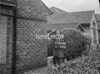SJ868855L, Ordnance Survey Revision Point photograph in Greater Manchester