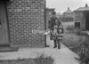 SJ868821B2, Ordnance Survey Revision Point photograph in Greater Manchester
