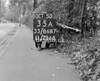SJ868735A, Ordnance Survey Revision Point photograph in Greater Manchester