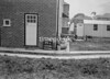 SJ868499A, Ordnance Survey Revision Point photograph in Greater Manchester