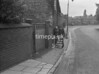 SJ858844K, Ordnance Survey Revision Point photograph in Greater Manchester