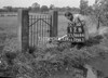 SJ868612B, Ordnance Survey Revision Point photograph in Greater Manchester