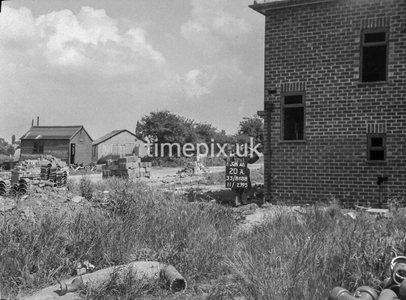 SJ868820A, Ordnance Survey Revision Point photograph in Greater Manchester
