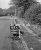 SJ868744A, Ordnance Survey Revision Point photograph in Greater Manchester