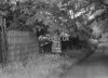 SJ868737B, Ordnance Survey Revision Point photograph in Greater Manchester
