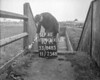 SJ848510A, Ordnance Survey Revision Point photograph in Greater Manchester
