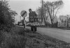SJ918508A, Ordnance Survey Revision Point photograph in Greater Manchester