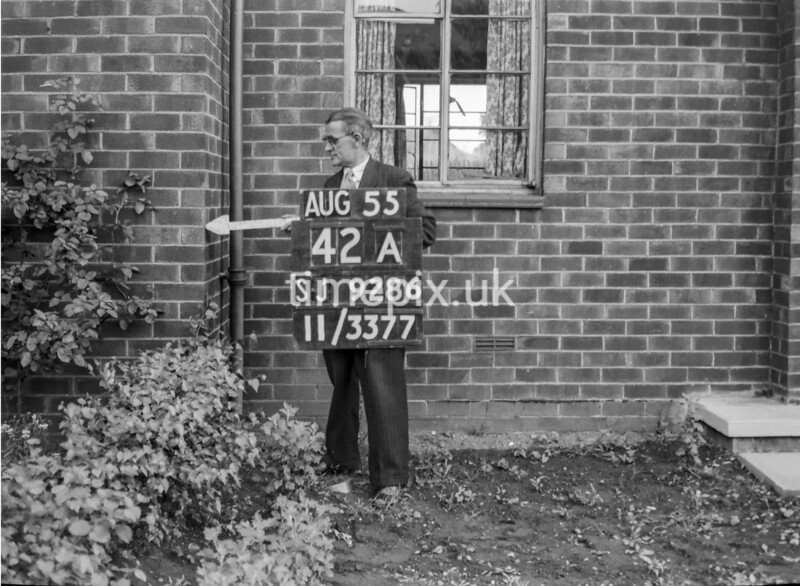 SJ928642A, Ordnance Survey Revision Point photograph in Greater Manchester
