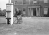 SJ928667B, Ordnance Survey Revision Point photograph in Greater Manchester