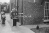 SJ928518B, Ordnance Survey Revision Point photograph in Greater Manchester