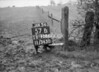 SJ908657B, Ordnance Survey Revision Point photograph in Greater Manchester