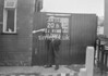 SJ918820B, Ordnance Survey Revision Point photograph in Greater Manchester