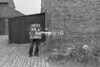 SJ928744A, Ordnance Survey Revision Point photograph in Greater Manchester