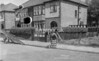 SJ908892B, Ordnance Survey Revision Point photograph in Greater Manchester