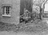 SJ938515A, Ordnance Survey Revision Point photograph in Greater Manchester