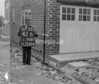 SJ908742B, Ordnance Survey Revision Point photograph in Greater Manchester