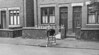 SJ918727C, Ordnance Survey Revision Point photograph in Greater Manchester